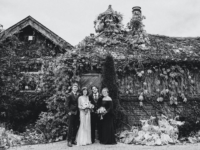 Kyle and Ainsley's wedding in Niagara on the Lake, Ontario 14