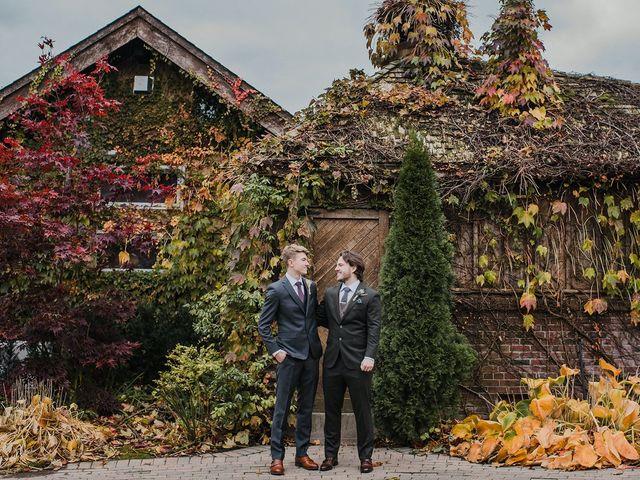 Kyle and Ainsley's wedding in Niagara on the Lake, Ontario 16