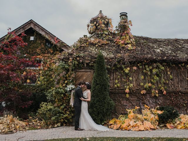 Kyle and Ainsley's wedding in Niagara on the Lake, Ontario 18