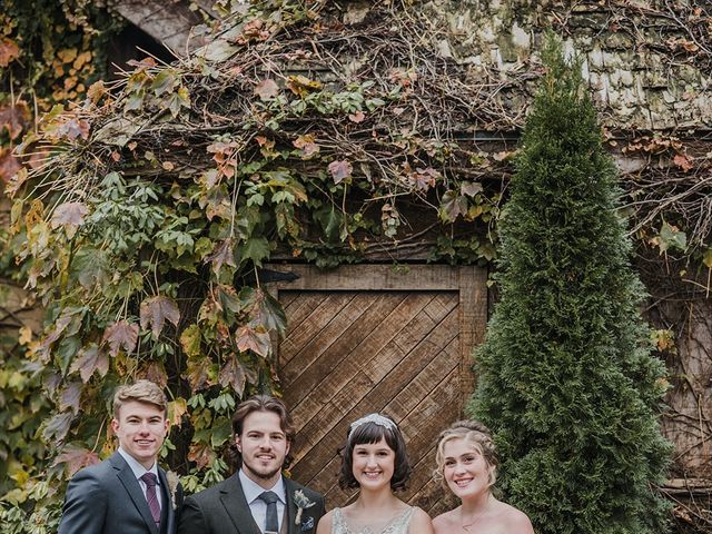 Kyle and Ainsley's wedding in Niagara on the Lake, Ontario 20