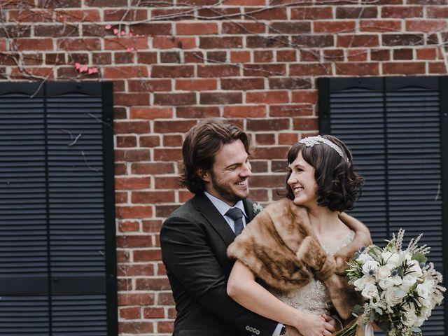 Kyle and Ainsley's wedding in Niagara on the Lake, Ontario 22