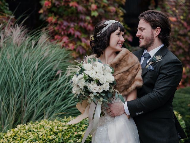Kyle and Ainsley's wedding in Niagara on the Lake, Ontario 28