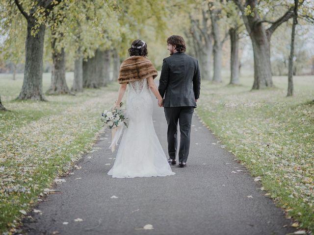 Kyle and Ainsley's wedding in Niagara on the Lake, Ontario 31