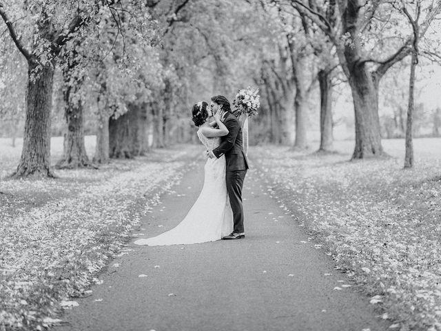 Kyle and Ainsley's wedding in Niagara on the Lake, Ontario 34