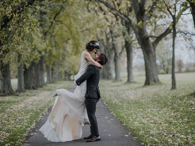 Kyle and Ainsley's wedding in Niagara on the Lake, Ontario 37