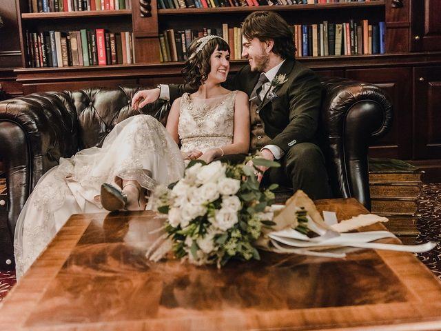 Kyle and Ainsley's wedding in Niagara on the Lake, Ontario 42