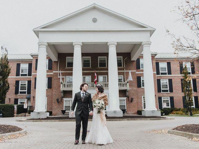 Kyle and Ainsley's wedding in Niagara on the Lake, Ontario 46