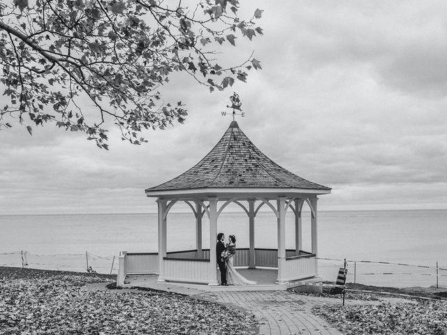 Kyle and Ainsley's wedding in Niagara on the Lake, Ontario 49