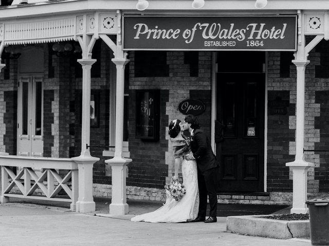 Kyle and Ainsley's wedding in Niagara on the Lake, Ontario 105