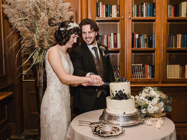 Kyle and Ainsley's wedding in Niagara on the Lake, Ontario 109