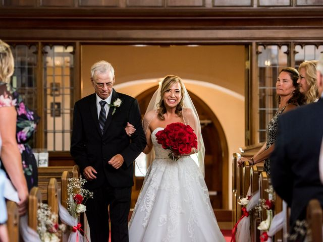 Mike and Cindy's wedding in Kitchener, Ontario 11