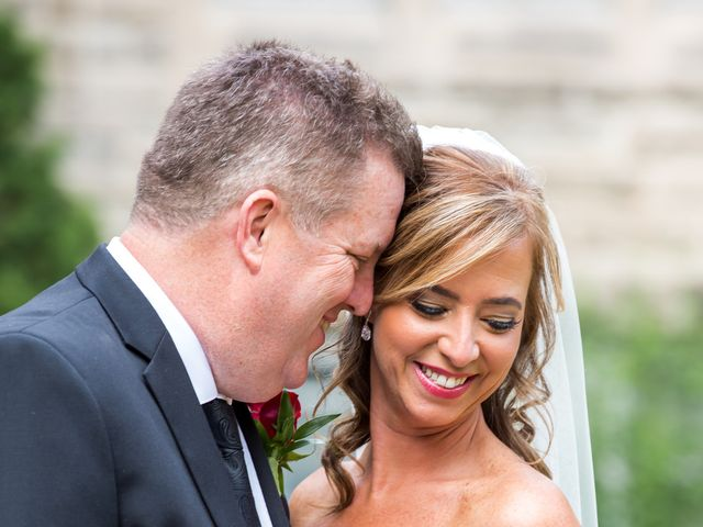 Mike and Cindy's wedding in Kitchener, Ontario 12