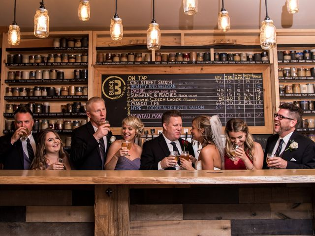 Mike and Cindy's wedding in Kitchener, Ontario 1