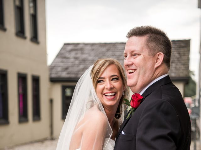Mike and Cindy's wedding in Kitchener, Ontario 13