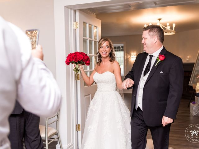 Mike and Cindy's wedding in Kitchener, Ontario 2