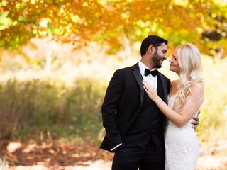 The wedding of Alex and Jason