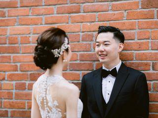 The wedding of Saya and Shaun 2