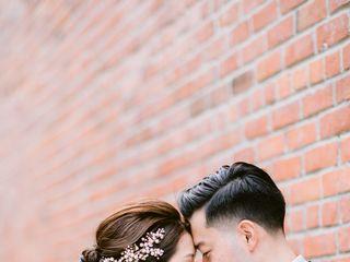 The wedding of Saya and Shaun 3