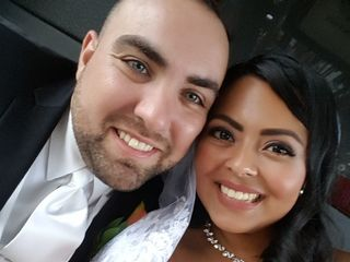 The wedding of Gina  and Kevin 3