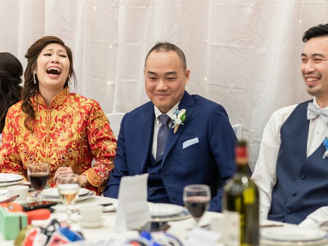 Patrick and Karin's wedding in Vancouver, British Columbia 42
