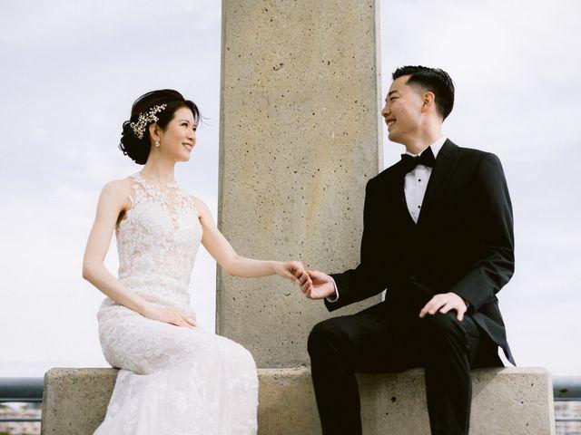 The wedding of Saya and Shaun