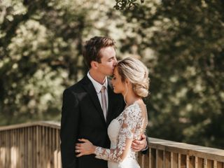 The wedding of Micah and Ashley