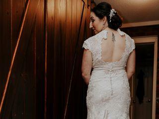 The wedding of Calandra and Gavin 1