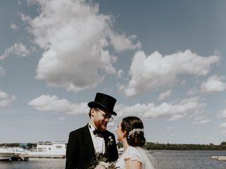 The wedding of Calandra and Gavin 2
