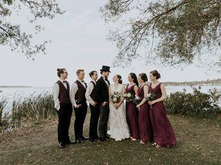 The wedding of Calandra and Gavin 3