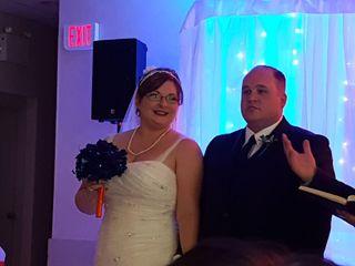 The wedding of Amanda and Brendan