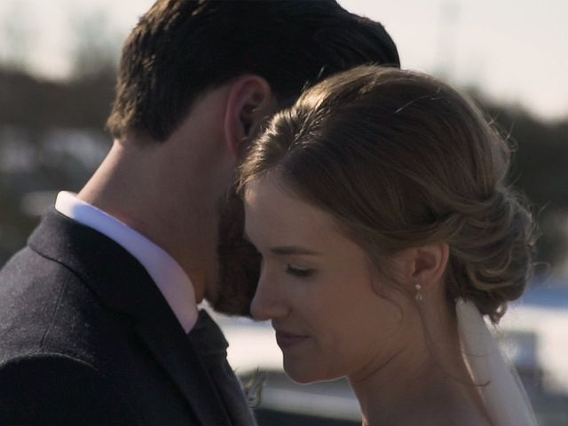 Kyrie and Elias's wedding in Elora, Ontario 4