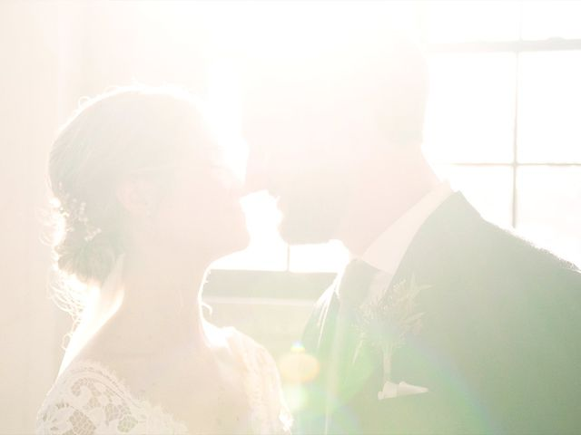 Kyrie and Elias's wedding in Elora, Ontario 6