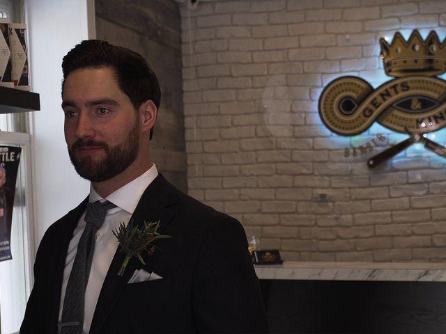 Kyrie and Elias's wedding in Elora, Ontario 7