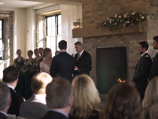 Kyrie and Elias's wedding in Elora, Ontario 8