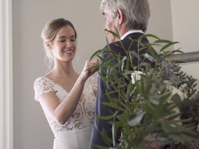 Kyrie and Elias's wedding in Elora, Ontario 10