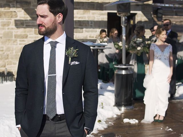 Kyrie and Elias's wedding in Elora, Ontario 17