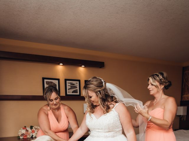 Ray and Louise's wedding in Kitchener, Ontario 1