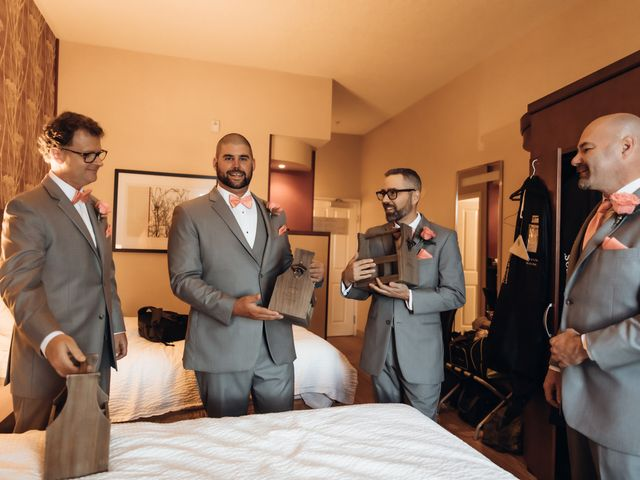 Ray and Louise's wedding in Kitchener, Ontario 29