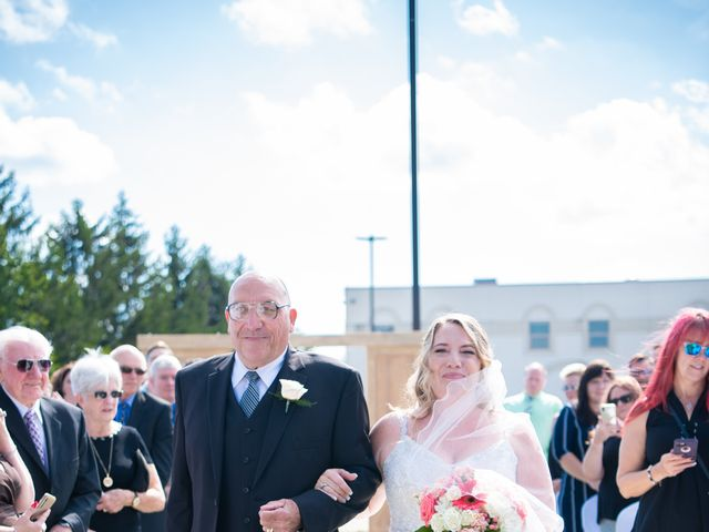 Ray and Louise's wedding in Kitchener, Ontario 33