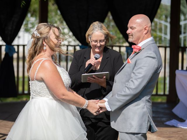 Ray and Louise's wedding in Kitchener, Ontario 34