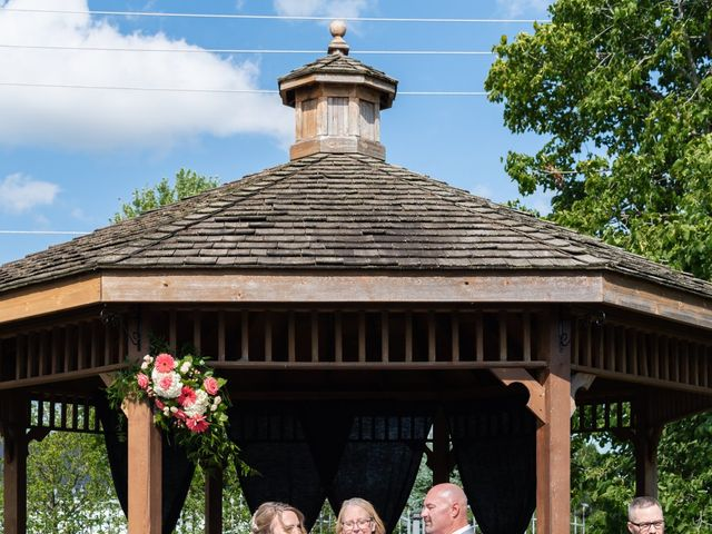 Ray and Louise's wedding in Kitchener, Ontario 2