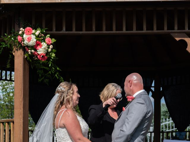 Ray and Louise's wedding in Kitchener, Ontario 35