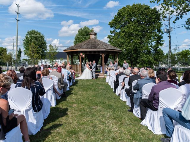 Ray and Louise's wedding in Kitchener, Ontario 37