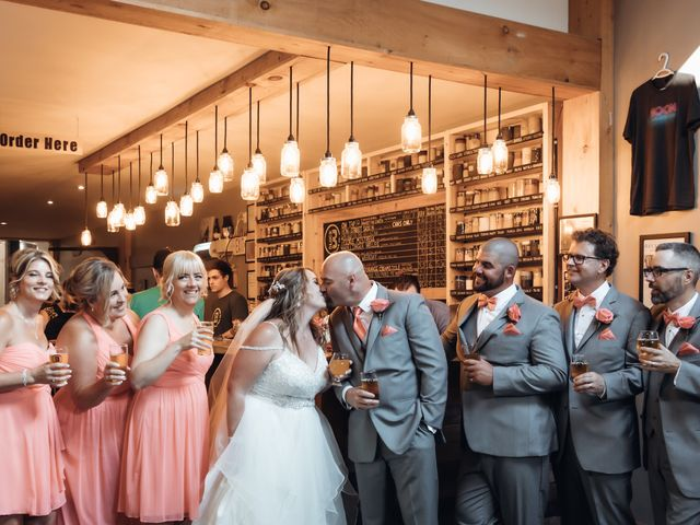 Ray and Louise's wedding in Kitchener, Ontario 39
