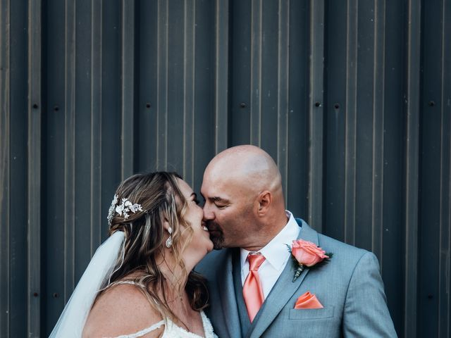 Ray and Louise's wedding in Kitchener, Ontario 45