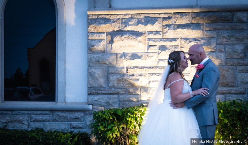 Ray and Louise's wedding in Kitchener, Ontario