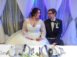 The wedding of Cheyenne and Zachary