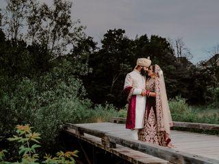 The wedding of Sabrina and Avi 3