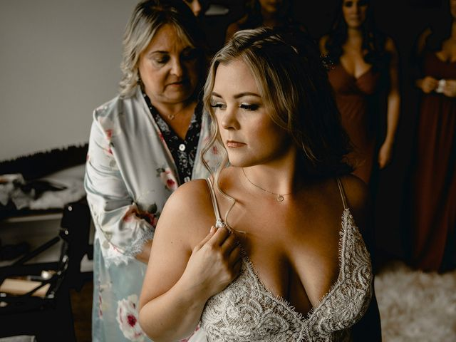 Jess and Brent's wedding in Abbotsford, British Columbia 16