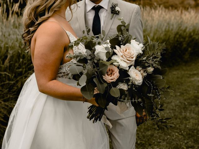 Jess and Brent's wedding in Abbotsford, British Columbia 33